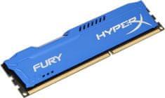 HyperX Fury Blue 8GB DDR3 1333