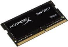 HyperX Impact Black 16GB DDR4 2400 SO-DIMM