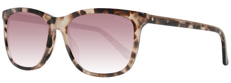 Gant okulary przeciwsłoneczne damskie GA8064 5655Z brązowe