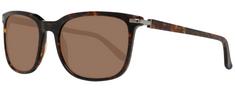Gant GA7055 5552E uniseks sončna očala, rjava