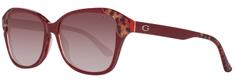 Guess GU7510 5566F ženska sončna očala, rdeča