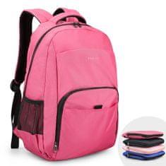 """Tigernu Palermo nahrbtnik, 35,6 cm (14""""), rožnat"""