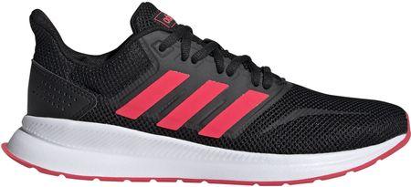 Adidas Runfalcon/Cblack/Shored/Ftwwht ženski tekaški čevlji, 38,7