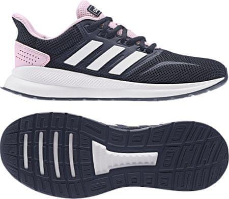 Adidas buty damskie RunfalconLeginkFtwwhtClpink 42,7