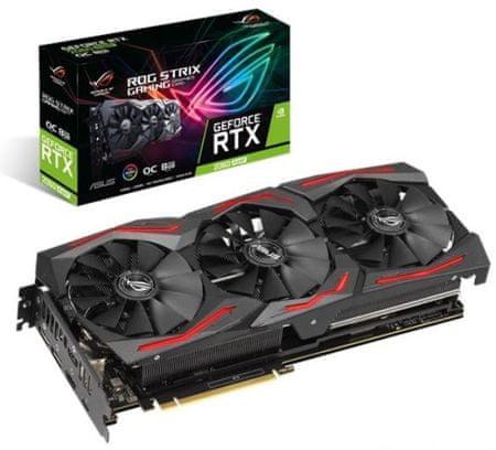 Asus STRIX OC GeForce RTX 2060 SUPER, 8 GB GDDR6 grafična kartica