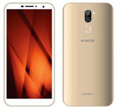 Aligator smartfon S5710, 2 GB/16 GB, Gold
