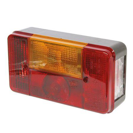 CarPoint luč zadnja 12 V 5 funkcijska, leva