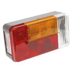 CarPoint luč zadnja 12 V, 5 funkcij, desna