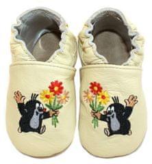 baBice papuče za djecu s krtekom