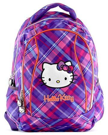 Target Hello Kitty Blue Square Iskolatáska