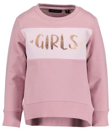 Blue Seven lány pulóver Girls 122 rózsaszín