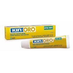 KIN Oro pričvrstilna krema za zobne proteze, 40 ml