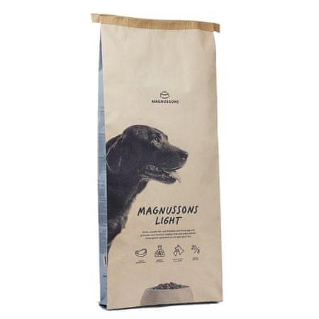 Magnusson Light hrana za pse Meat&Biscuit, 4,5 kg