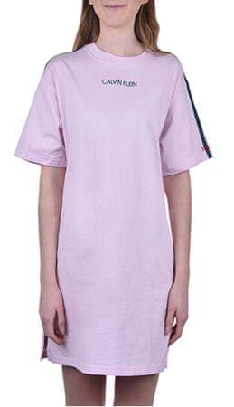 Calvin Klein Nocna S / S Night koszulka QS6196E-AUY Aurelie (rozmiar S)