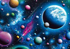 Schmidt Fantastic space 2000 dielikov