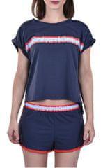 Calvin Klein Dámské pyžamo Millenial Pj Set In Bag QS6193E-5CX Mood Indigo