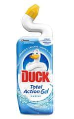 Duck Total Action tekočina za WC, 750 ml, Marine