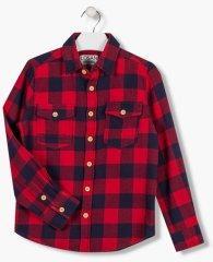 Losan chlapecká károvaná košile