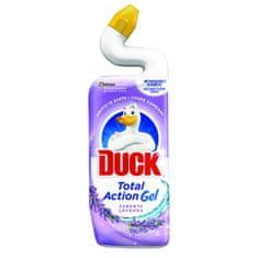 Duck tekočina za wc sivka, 750 ml