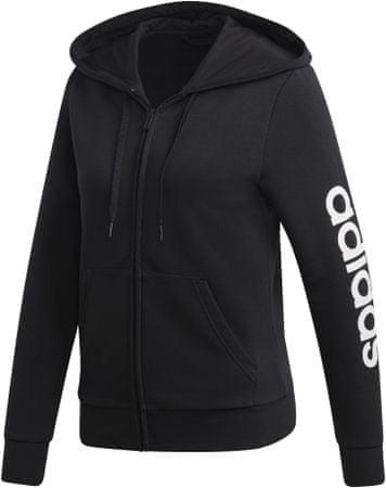 Adidas W E Lin Fz Hd/Black/White S