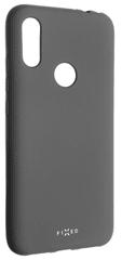 Fixed Zadní pogumovaný kryt Story pro Xiaomi Redmi 7, šedý FIXST-385-GR