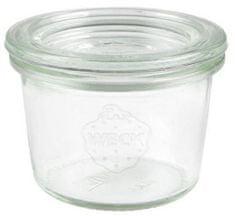 Weck Zavařovací sklenice Mini-Sturz 80 ml, průměr 60 mm