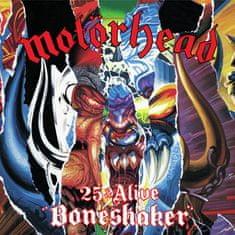 Motörhead: 25 & Alive Boneshaker (1x CD + 1x DVD) - CD + DVD