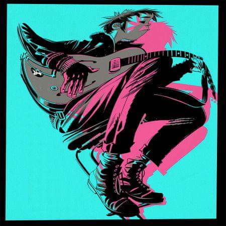 Gorillaz: The Now Now - CD