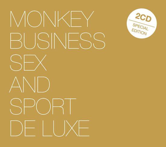Monkey Business: Sex And Sport De Luxe (Limitovaná Edice 2017) (2x CD) - CD