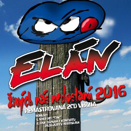 Elán: Živých nás nedostanú (extended 2CD edition)
