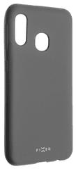 Fixed Zadní pogumovaný kryt Story pro Samsung Galaxy A20e, šedý FIXST-399-GR