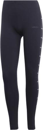 Adidas W Core Fav Lg/Legink/Glopnk ženske pajkice, temno sive, L
