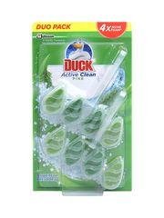 Duck Active clean dvojna wc obešanka, bor, 77,2 g