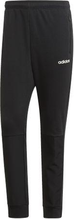 Adidas spodnie dresowe męskie M Mo T Pnt/Black/White S