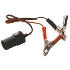 CarPoint adapter 12V, s priključcima, kabel 20 cm