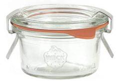 Weck Mini-Sturz kozarec za vlaganje, 50 ml, premer 60 mm