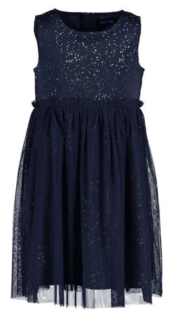 Blue Seven dámske šaty 104 tmavomodrá