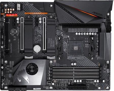 GIGABYTE X570 AORUS pre - AMD X570