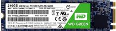 Western Digital WD SSD Green 3D NAND, M.2 - 240GB