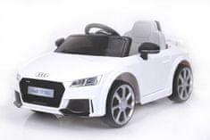 Beneo Elektrické autíčko Audi TT RS, 12V, 2,4 GHz dálkové ovládání, otvíravé dveře, EVA kola