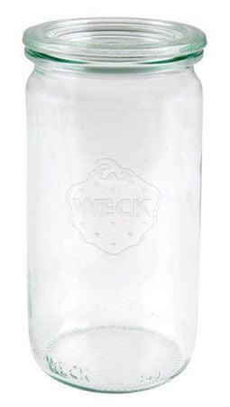 Weck Zavařovací sklenice válcová Zylinder 340 ml, průměr 60 mm