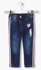 Losan dívčí džíny s flitry