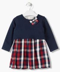 Losan dívčí kárované šaty