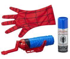 Spiderman zestaw z pajęczyną