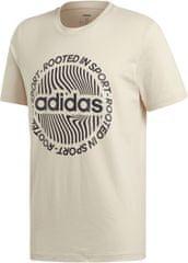 Adidas koszulka męska M Crcld Grfx T (EI4611)