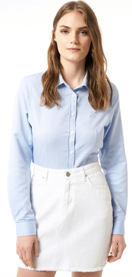 Jimmy Sanders dámská košile 19S SHW4021 XXL světle modrá - zánovní