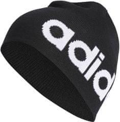 Adidas czapka męska Daily Beanie/Black/White (DM6185) Osfm