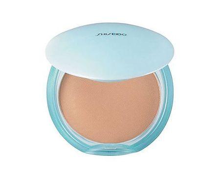 Shiseido Matt kompakt alapozó SPF 15 Tiszta hangzás (mattosító kompakt olajmentes) 11 g (árnyalat 30 Natural