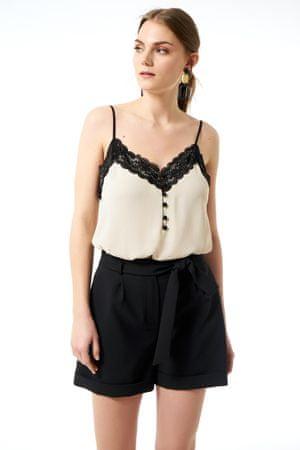 Jimmy Sanders ženske kratke hlače 19S SRTW7000, S, crna