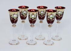 Bohemia Glass Bohemia Glass Sklenice na likér 60 ml - Čirá
